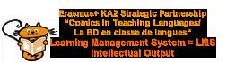 Comics in teaching languages - LMS of Erasmus+ KA2